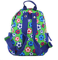 Рюкзак детский YES K-19 Football, 24.5*20*11 555311, фото 3