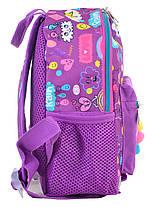 Рюкзак детский 1 Вересня K-16 Rainbow, 22.5*18.5*9.5 554762, фото 2