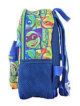 Рюкзак детский 1 Вересня K-16 Turtles, 22.5*18.5*9.5 554766, фото 2