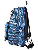 Рюкзак молодежный YES ST-17 Crazy feelings, 42*32*12 555006, фото 2