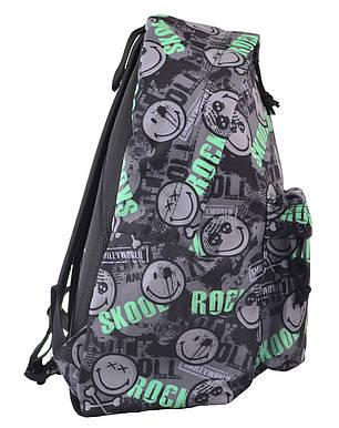 Рюкзак молодежный YES ST-17 Crazy rock, 42*32*12 554994, фото 2