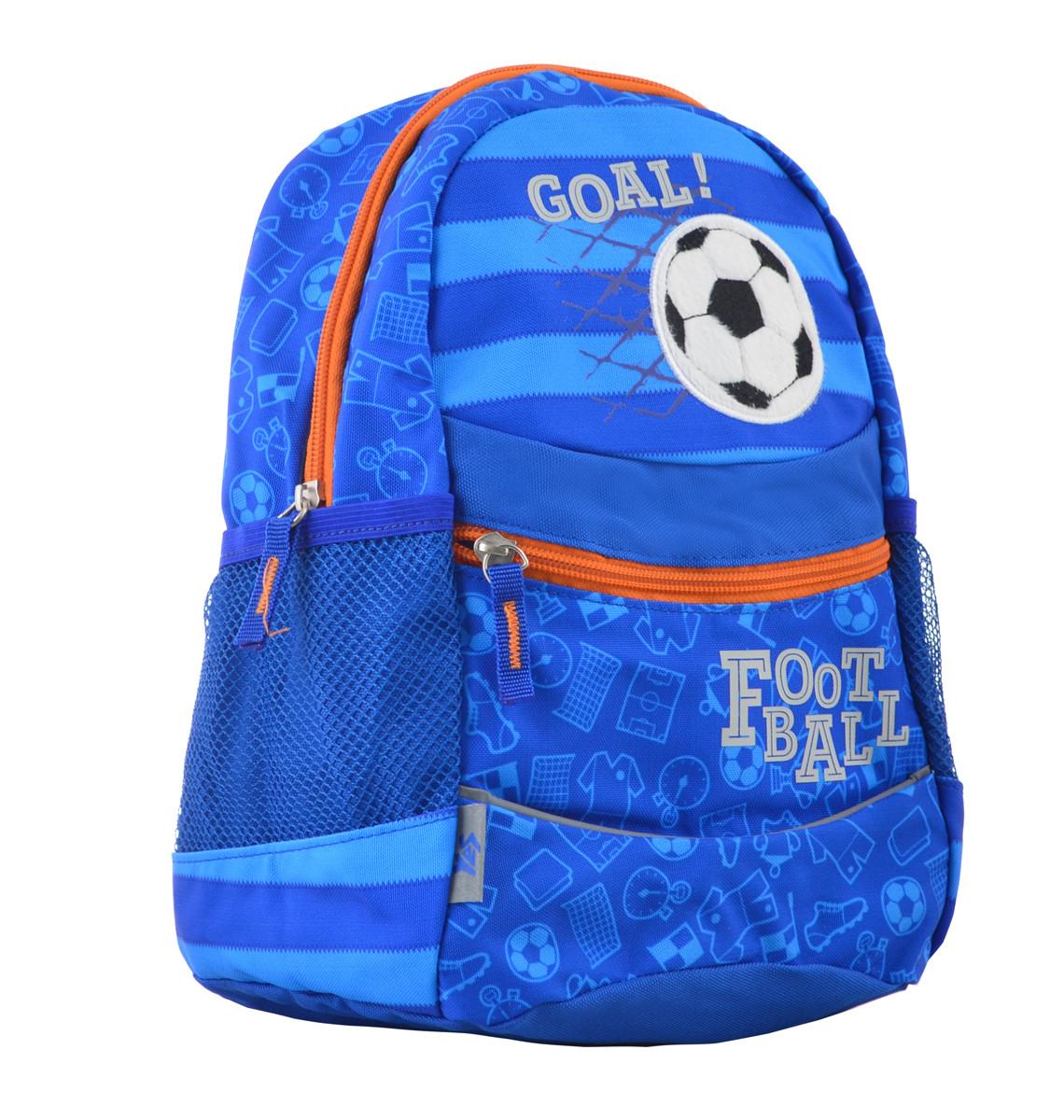 Рюкзак детский YES K-20 Football, 29*22*15.5 555503