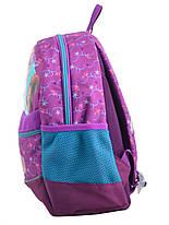 Рюкзак детский 1 Вересня K-20 Sofia, 29*22*15.5 555376, фото 3
