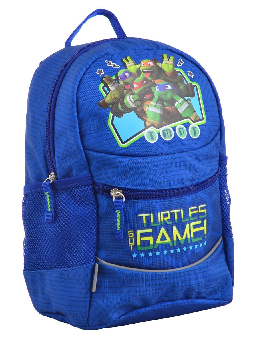 Рюкзак детский 1 Вересня K-20 Turtles, 29*22*15.5 555501