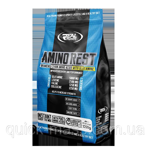 BCAA Real Pharm Amino Rest 1000g