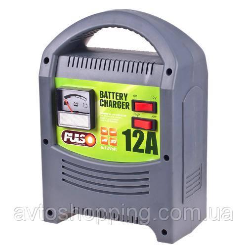 Зарядное устр-во PULSO BC-15160 6-12V/12A/9-160AHR/стрел.индик (BC-15160)