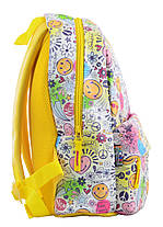 Рюкзак молодежный YES ST-28 Smile, 34*24*13.5 554942, фото 3