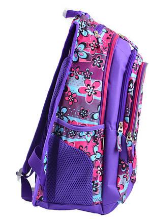 Рюкзак молодежный YES Т-27 Wildflowers, 46*37*20 554936, фото 2