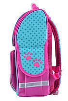 Рюкзак школьный каркасный 1 Вересня H-11 Cat, 33.5*26*13.5 555294, фото 3