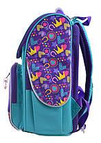 Рюкзак школьный каркасный 1 Вересня H-11 Unicorn, 33.5*26*13.5 555198, фото 2