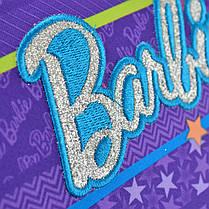 Рюкзак школьный каркасный YES H-11 Barbie, 33.5*26*13.5 555154, фото 3