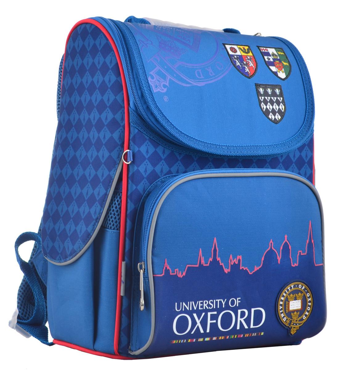 Рюкзак школьный каркасный YES H-11 Oxford, 33.5*26*13.5 555128