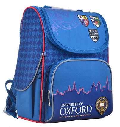 Рюкзак школьный каркасный YES H-11 Oxford, 33.5*26*13.5 555128, фото 2