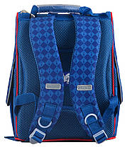 Рюкзак школьный каркасный YES H-11 Oxford, 33.5*26*13.5 555128, фото 3