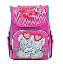 Рюкзак школьный каркасный 1 Вересня H-11 MTY rose, 33.5*26*13.5 555170, фото 2