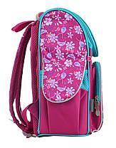 Рюкзак школьный каркасный 1 Вересня H-11 Sofia rose, 33.5*26*13.5 555168, фото 2