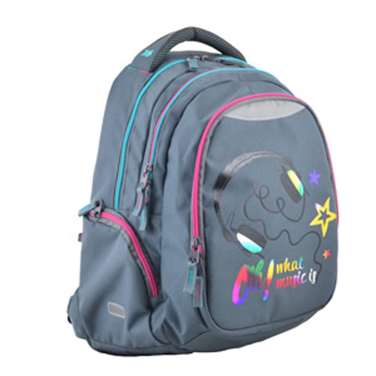 Рюкзак молодежный YES Т-22 Music, 45*31*15 554774