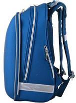 Рюкзак школьный каркасный 1 Вересня H-12 Football, 38*29*15 554593, фото 3