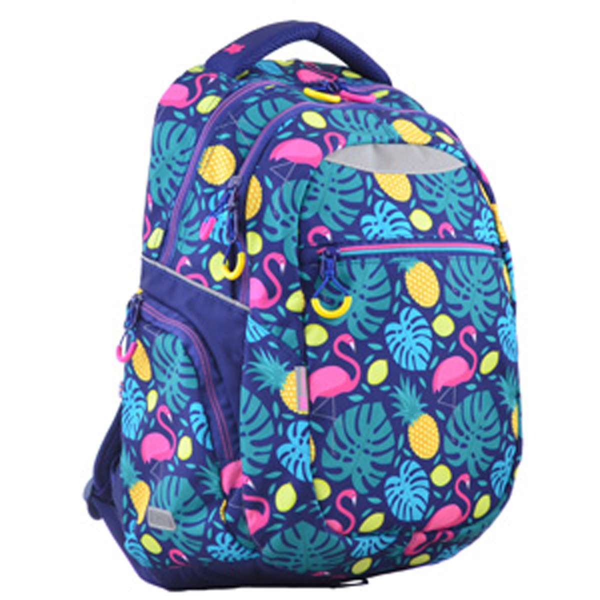 Рюкзак молодежный YES T-23 Flamingo, 45*31*14.5 554796