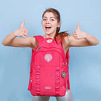 Рюкзак молодежный YES OX 348, 45*30*14, розовый 555598, фото 3