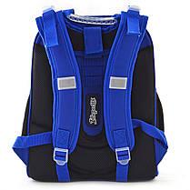 Рюкзак школьный каркасный 1 Вересня H-12-2 Harvard, 38*29*15 554607, фото 3