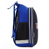 Рюкзак школьный каркасный 1 Вересня H-12-2 Harvard, 38*29*15 554607, фото 2