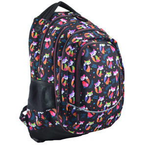 Рюкзак молодежный YES 2в1 Т-40 Sly fox, 49*32*15.5 554812
