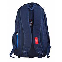 Рюкзак молодежный YES CA 151, 48х30х15, синий 555750, фото 3