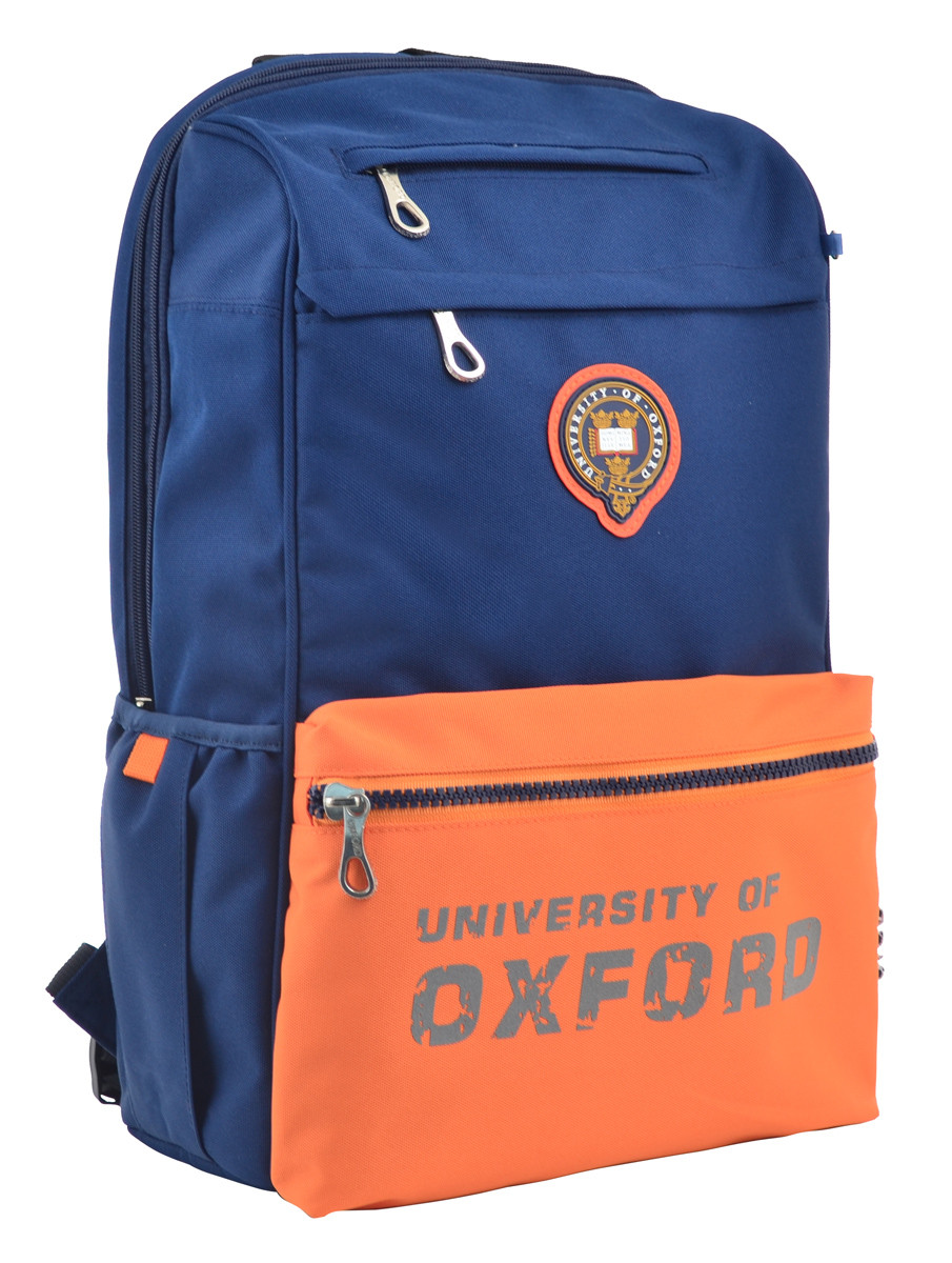 Рюкзак молодежный YES OX 282, 45*30.5*15, темно-синий 555782