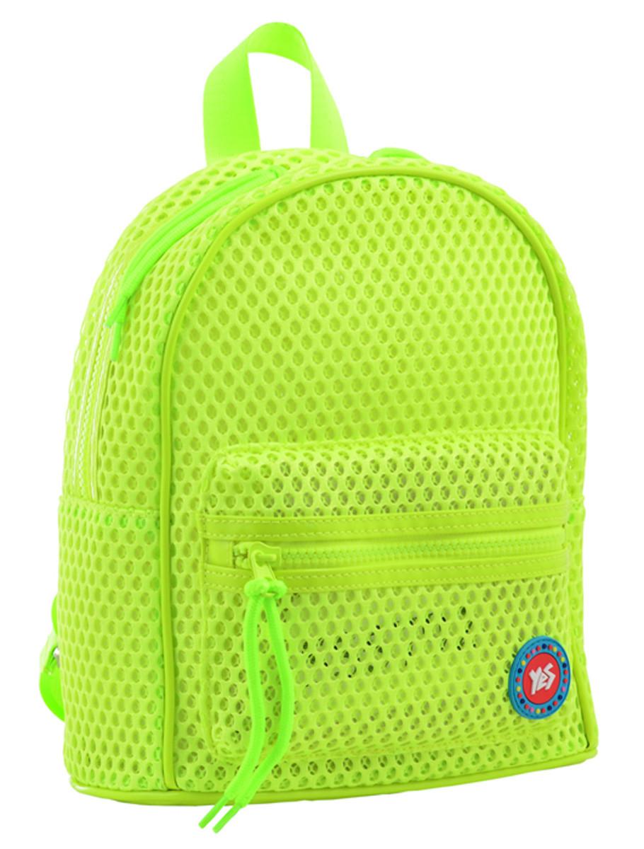 Рюкзак молодежный YES ST-20 Light green, 26*20*9 555792