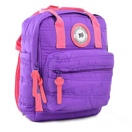Рюкзак молодежный YES ST-27 Mountain lavender, 29*23*10 555772, фото 2