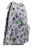 Рюкзак молодежный YES ST-31 Cactus, 44*28*14 555424, фото 2