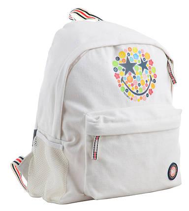 Рюкзак молодежный YES ST-31 White diamond, 35.5*29*12 555540, фото 2