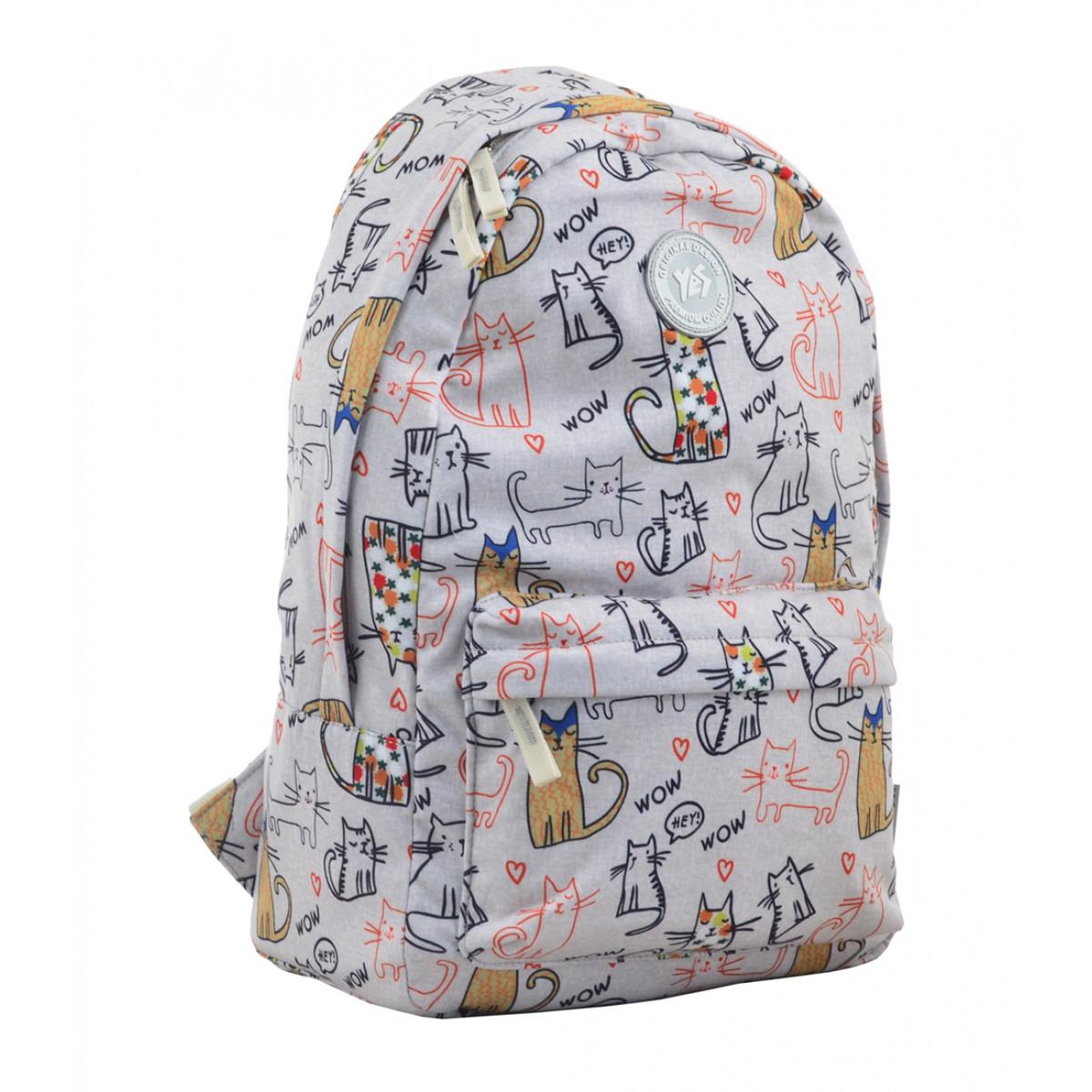 Рюкзак молодежный YES ST-31 Wow, 44*28*14 555421