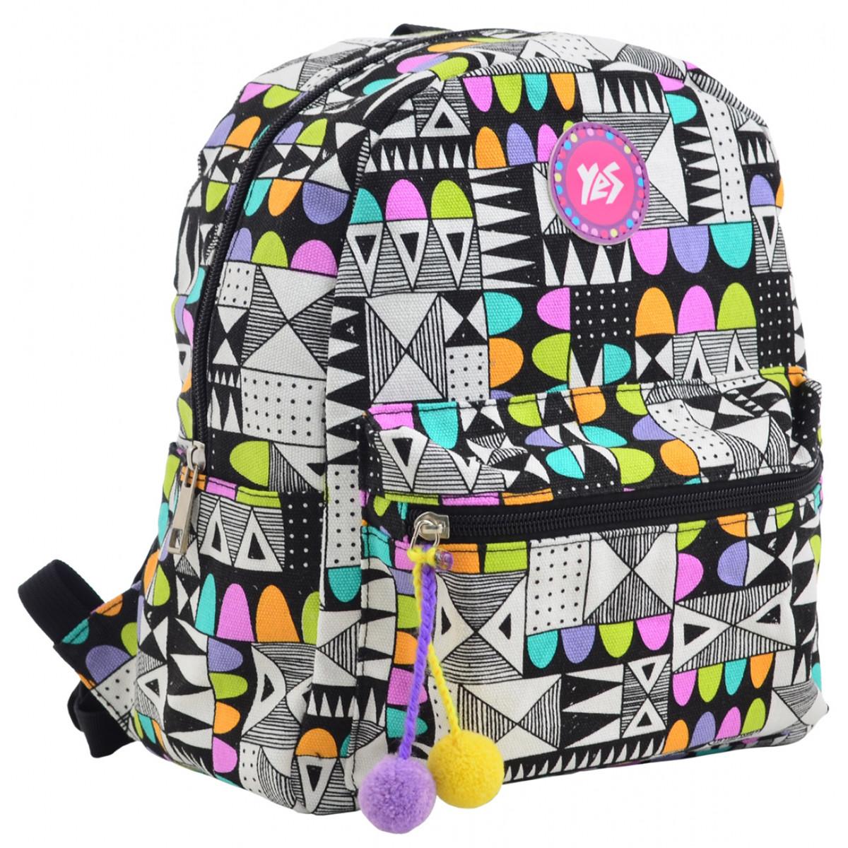 Рюкзак молодежный YES ST-32 Frame, 28*22*12 555436