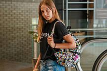 Рюкзак молодежный YES ST-32 Frame, 28*22*12 555436, фото 3