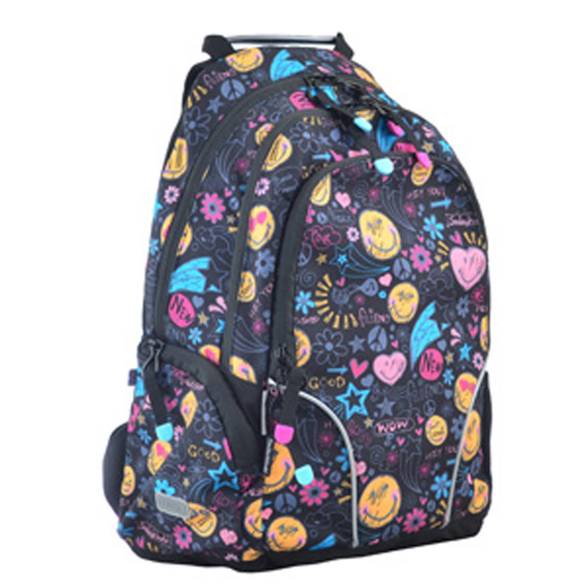 Рюкзак молодежный YES T-26 WOW, 45*30*14 554784