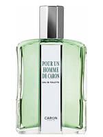 Туалетная вода Caron Pour Un Homme de Caron 125 ml edt