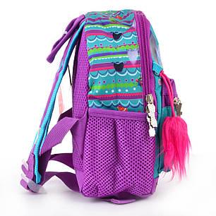 Рюкзак детский 1 Вересня K-16 Trolls, 25.5*19.5*6.5 554367, фото 2