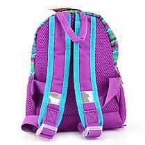 Рюкзак детский 1 Вересня K-16 Trolls, 25.5*19.5*6.5 554367, фото 3