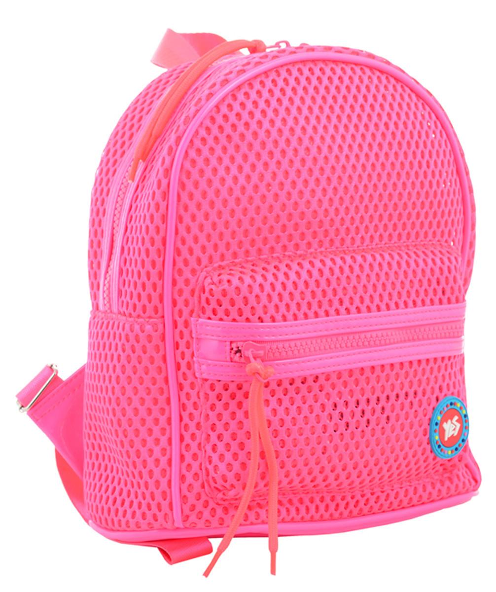 Рюкзак молодежный YES ST-20 Pink, 26*20*9 555794