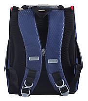 Рюкзак школьный каркасный YES H-11 Cambridge, 33.5*26*13.5 555134, фото 3