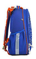 Рюкзак школьный каркасный 1 Вересня H-25 Robot, 35*26*16 555788, фото 2