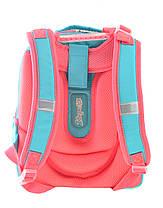 Рюкзак школьный каркасный 1 Вересня H-25 Cat, 35*26*16 555784, фото 3