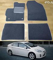 Коврики на Toyota Prius '09-15. Текстильные автоковрики, фото 1