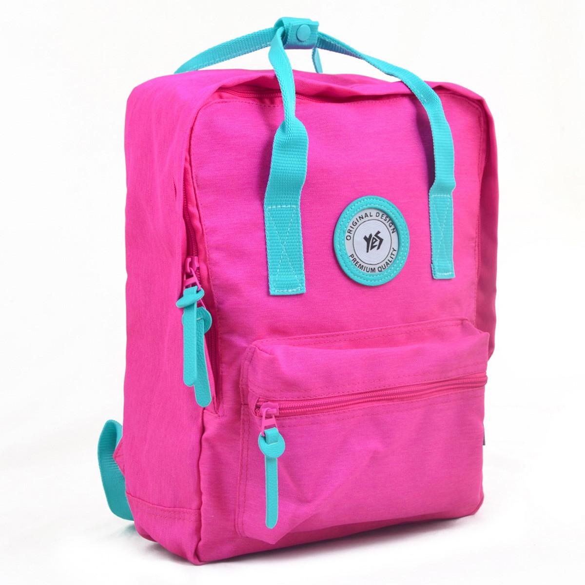 Рюкзак подростковый YES ST-24 Hot pink, 36*25.5*13.5 555587