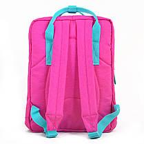 Рюкзак подростковый YES ST-24 Hot pink, 36*25.5*13.5 555587, фото 2