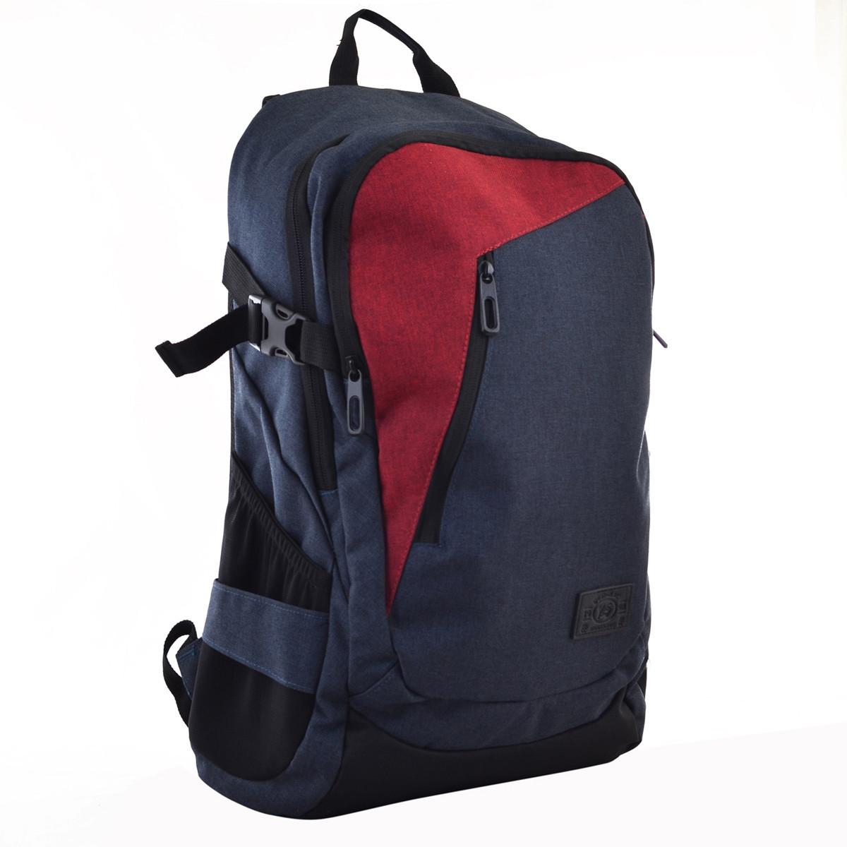Рюкзак подростковый YES USB Harry, 43*29*9 555466