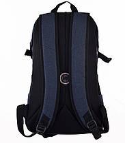 Рюкзак подростковый YES USB Harry, 43*29*9 555466, фото 3