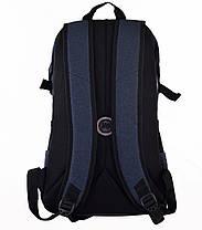 Рюкзак подростковый YES USB Harry, 43*29*9 555466, фото 2